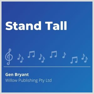 Blue-cover-music- Stand-Tall-ID1413