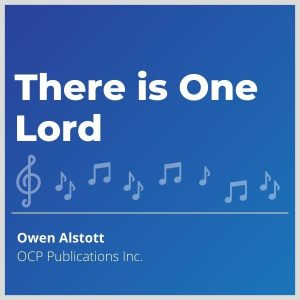 Blue-cover-music- There-is-One-Lord
