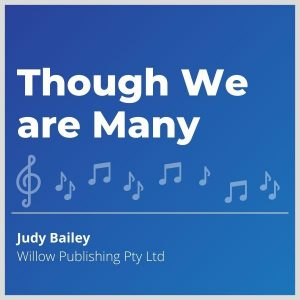 Blue-cover-music-Though-We-are-Many
