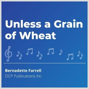 Blue-cover-music- Unless-a-Grain-of-Wheat