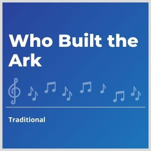 Blue-cover-music- Who-Built-The-Ark