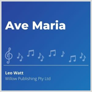 Blue-cover-music-Ave-Maria