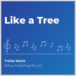 Blue-cover-music- Like-a-Tree