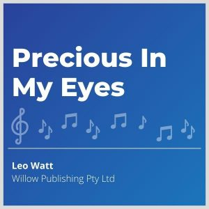 Blue-cover-music-Precious-In-My-Eyes