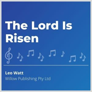 Blue-cover-music- The-Lord-Is-Risen