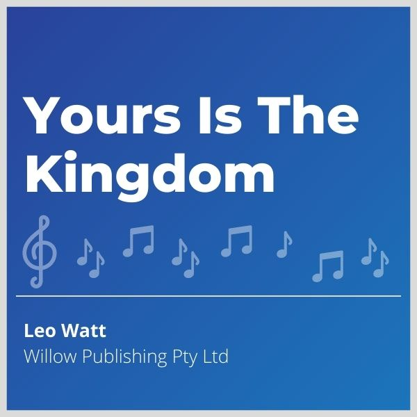Blue-cover-music- Yours-Is-The-Kingdom