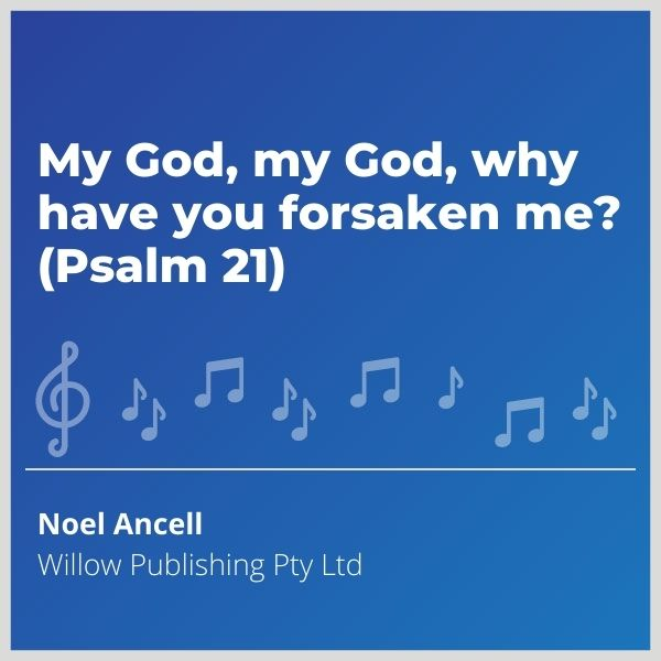 Blue-cover-music-My-God-my-God-why-have-you-forsaken-me-Psalm-21