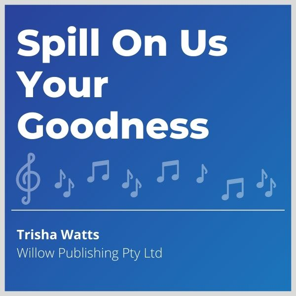 Blue-cover-music-Spill-on-us-your-goodness
